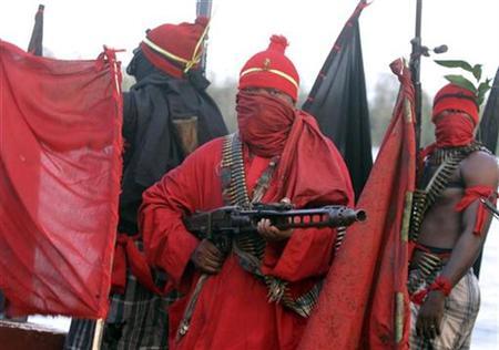 Nigeria-militants