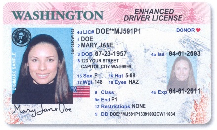 Enhanced-driver-license-wa