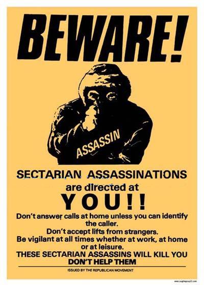 IRA beware
